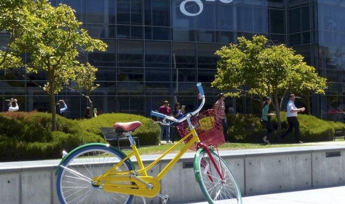 Centrála Googlu (ilustrační foto)