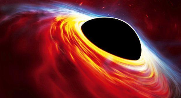 Focení černé díry: První snímek bude už letos