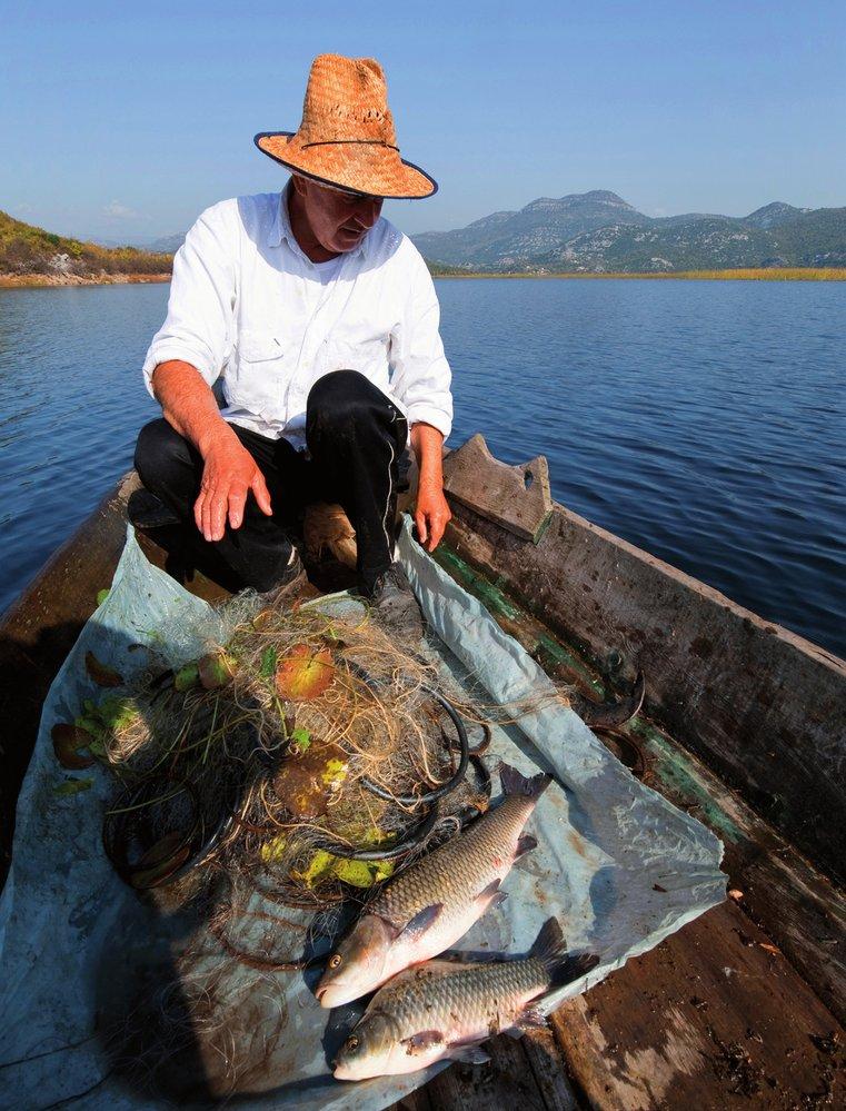 Rybářské řemeslo je staré a věčné