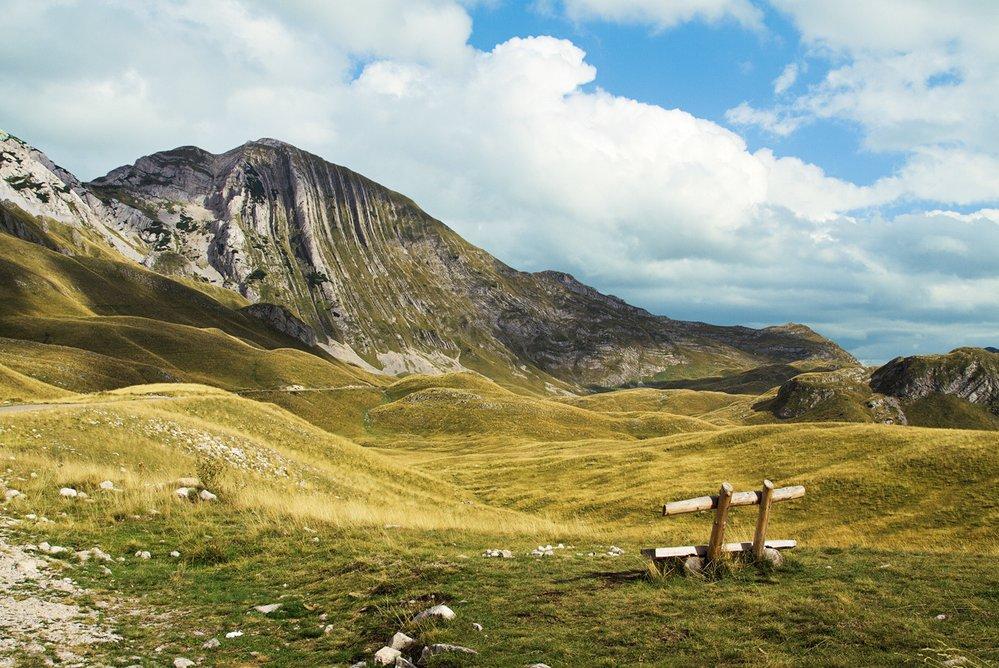 I díky unikátnímu vrásnění byl NP Durmitor v 1980 zapsán na Seznam světového přírodního dědictví UNESCO