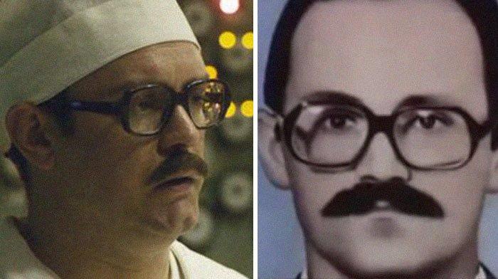 Sam Troughton jako Akimov, šéf noční směny v osudný den, resp. noc. I tato postava byla skutečná