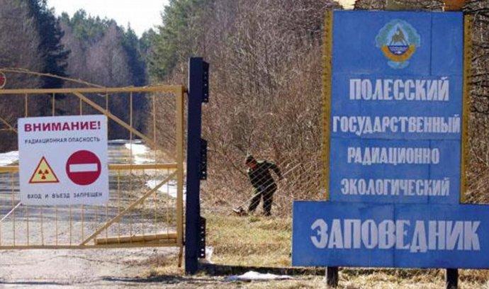 Černobyl - uzavřená zóna