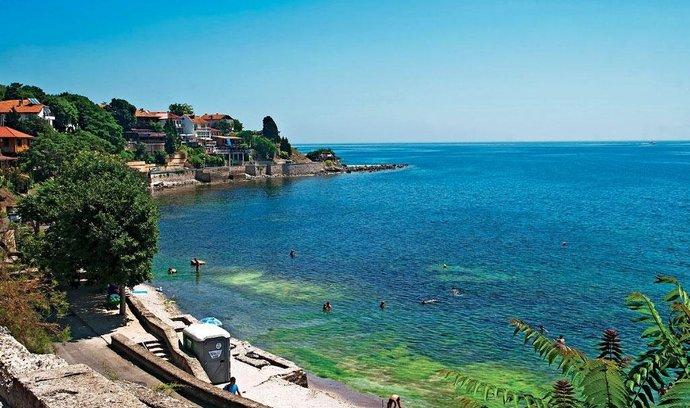 Černomořské perly Sozopol a Nesebr aneb retro dovolená v Bulharsku