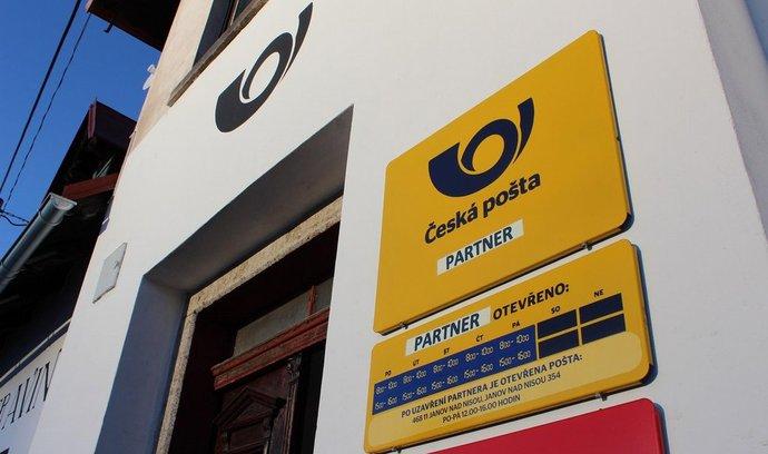 Česká pošta partner v Bedřichově