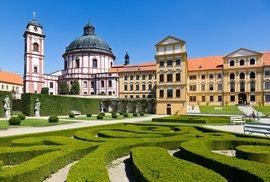 Tip na výlet: Do Jaroměřic nad Rokytnou za barokním srdcem Vysočiny
