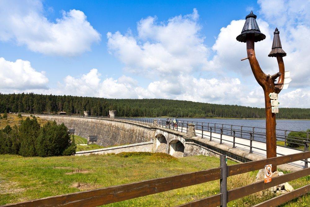 Vodní nádrž Černá Nisa