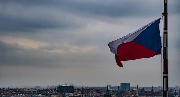 Narozeniny české vlajky: Vyletěla až do vesmíru