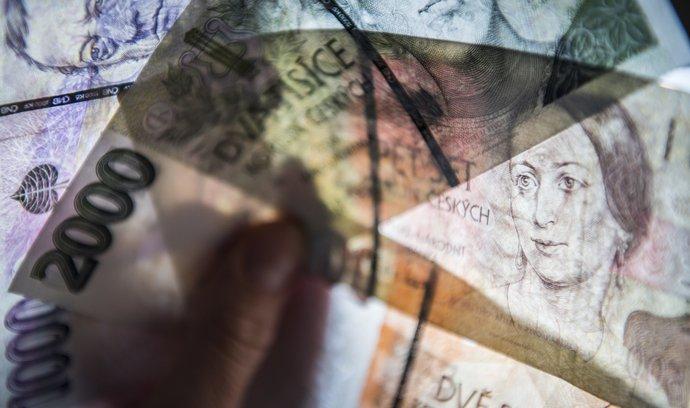 Příjmy domácností jsou na vzestupu a hrubé úspory loni podle dat ČSÚ vzrostly o rekordních 217,1 miliardy korun.