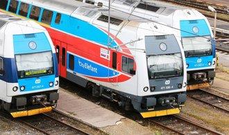 Les chemins de fer tchèques perdent des parts de marché au profit de RegioJet et d'autres particuliers
