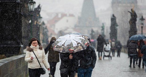 Počasí: Do Česka znovu dorazí sněžení
