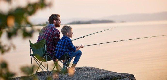Kompletní návod, jak se stát rybářem