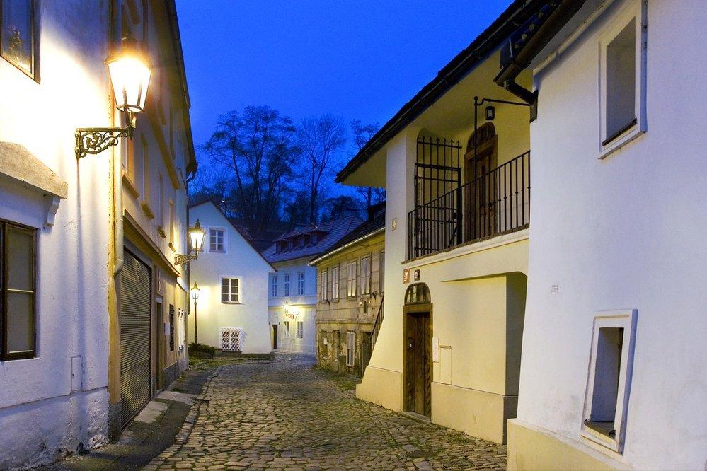 Nový svět, Pražský hrad, Hradčany, Praha