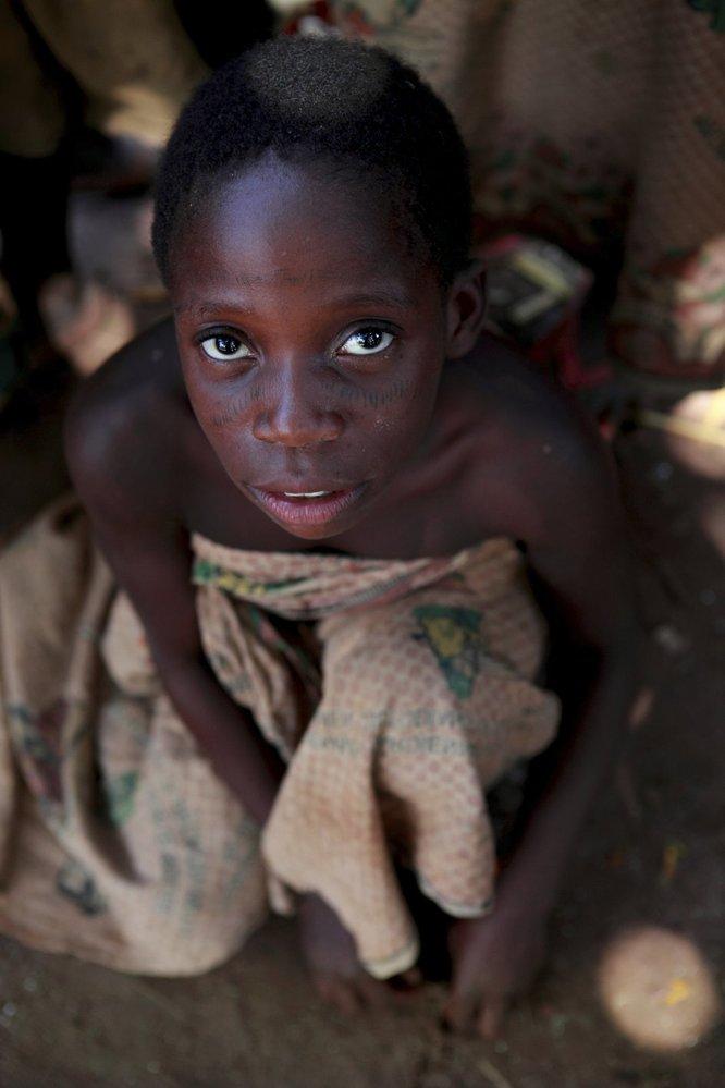 Středoafrická republika, Pygmejové