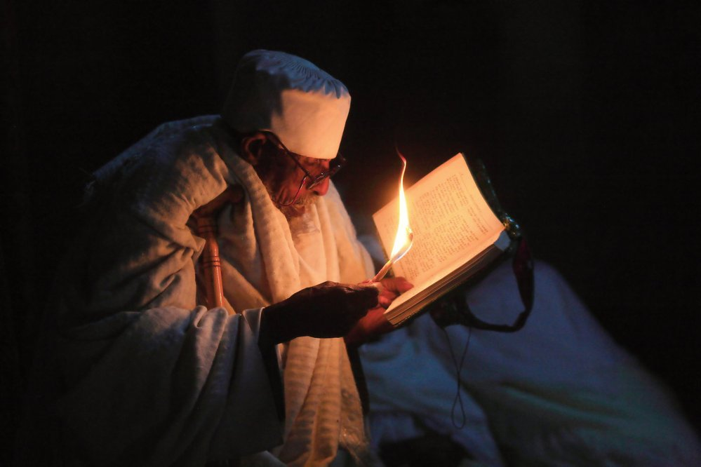 Etiopie, Lalibela