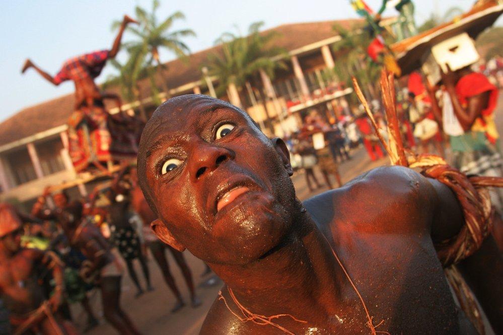 Guinea Bissau, karneval