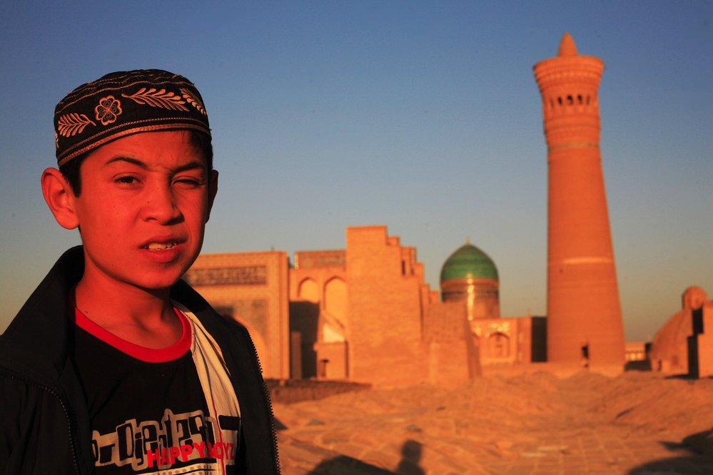 Uzbekistán, Buchara