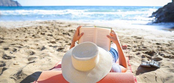 10 tipů na letní čtení