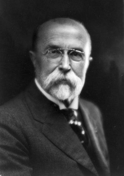 Masaryk symbolicky přijal příjmení manželky, aby společně demonstrovali podporu rovnoprávnosti mužů a žen.