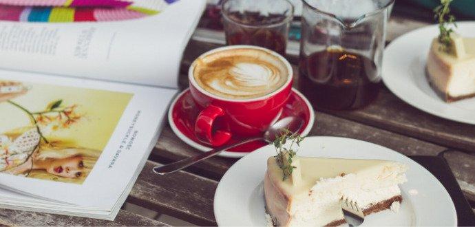 Připravte si sladkou tečku ke kávě: 3 recepty na cheesecake