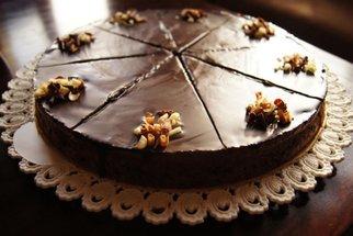 Recept na hříšně dobrý čokoládový cheesecake s čokoládovou ganache