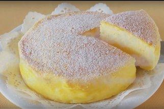 Lahodný cheesecake jen ze tří ingrediencí