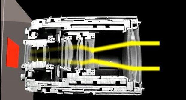 """Jak to funguje: Fotografický čip """"zevnitř"""""""