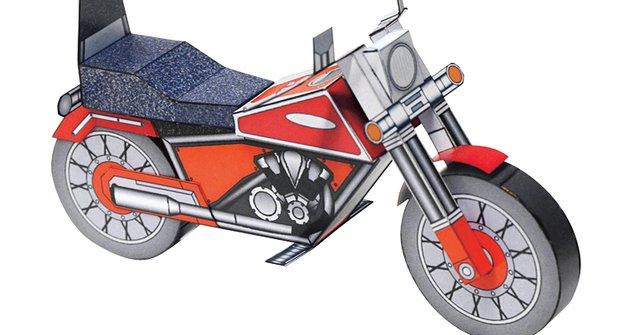 Motocykly: Chopper