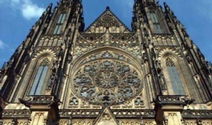 Chrám svatého Víta, Pražský hrad