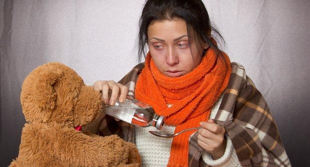 Chřipka útočí: Virus, který nás umí přelstít