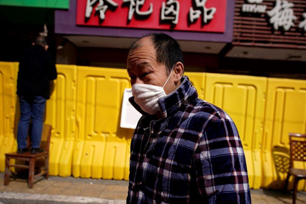 Wu-chan, odkud se koronavirus rozšířil do celého světa, se vrací do běžného života. (1.4.2020)