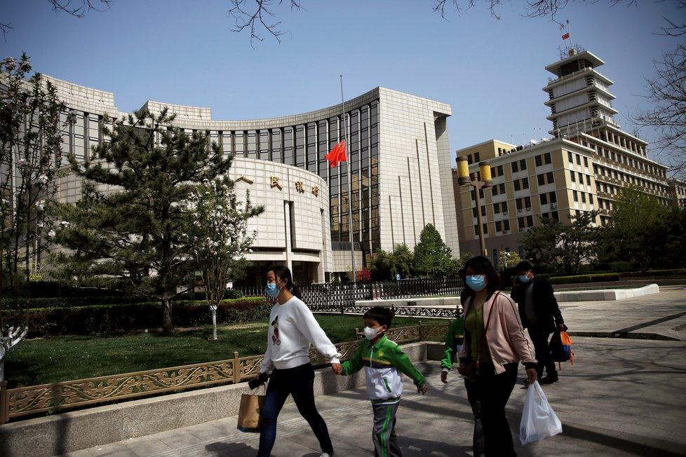 Koronavirus v Číně (4. 4. 2020)