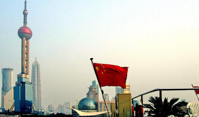 Čína, Peking