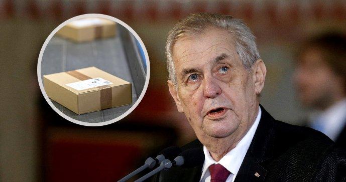 Kojenecké ústavy skončí a drobné zásilky z Číny prodraží. Zeman podepsal klíčové novely