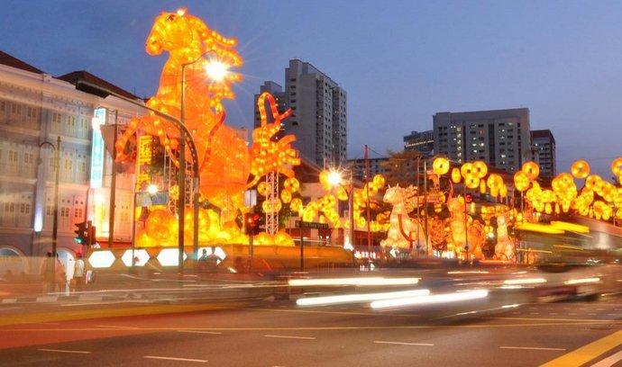 Číňané se připravují na nový rok