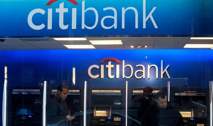 """Bankovní kolos Citigroup udělal nevídanou """"minelu"""""""