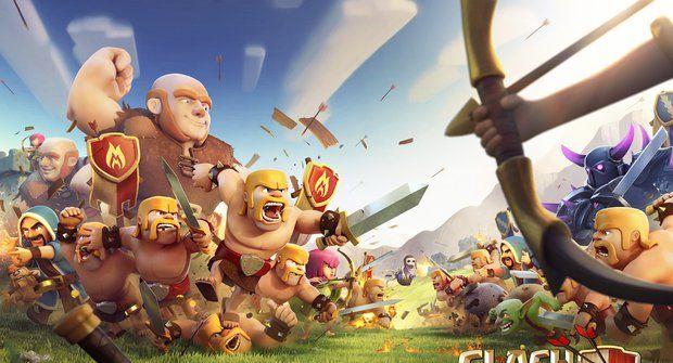 Clash of Clans: Hra, kterou si zamiluješ