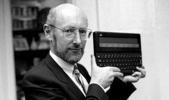 Sir Clive Sinclair odešel do binární galerie slávy. Vynalezl počítač, který definoval herní průmysl