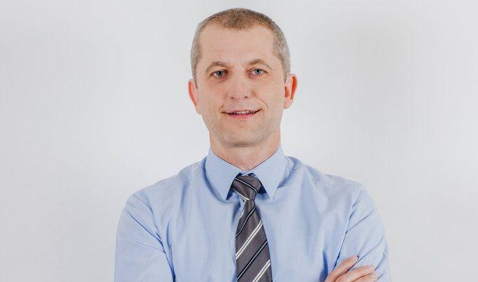 Obchodní ředitel AC Cloud Jaroslav Hulej