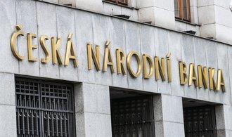 Die CNB erhöhte die Zinsen.  Dies betrifft Hypotheken, Sparkonten und Unternehmensanlagen