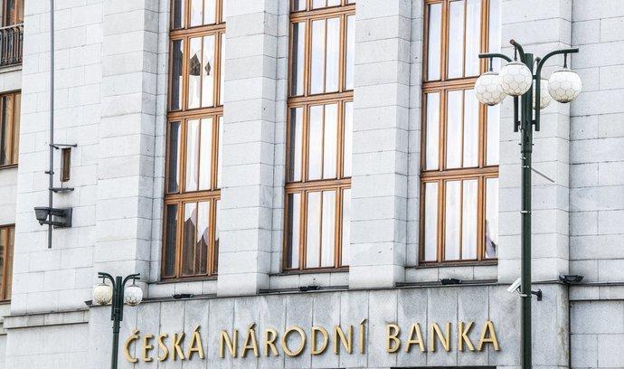 Bankovní rada české centrální banky se zjevně chystá zpřísnit měnovou politiku.