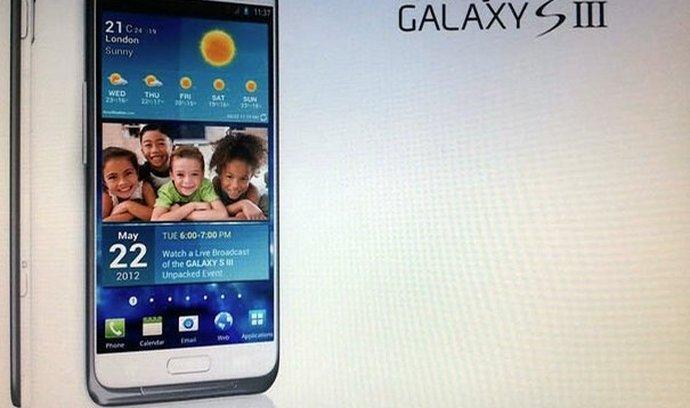 Co kdyby Samsung Galaxy S III vypadal takto? Líbil by se vám?