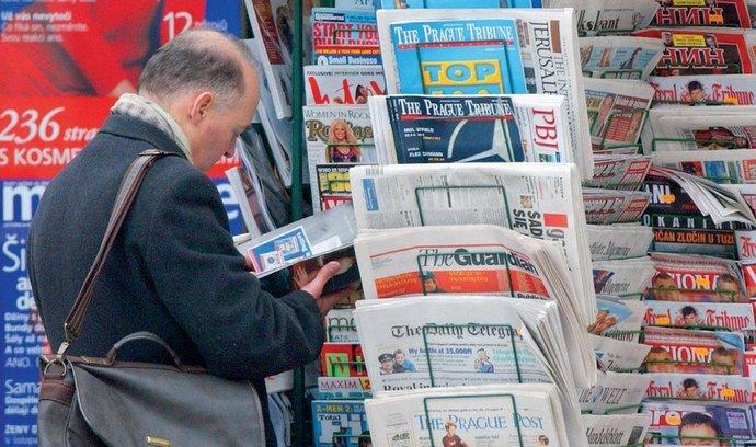 O periodický tisk je zájem