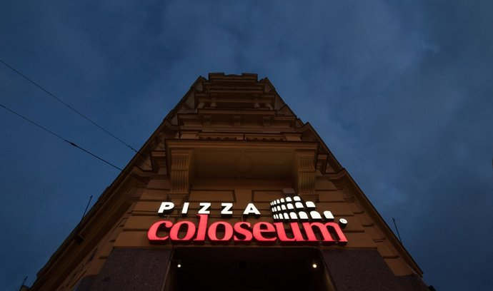 Restaurace Coloseum