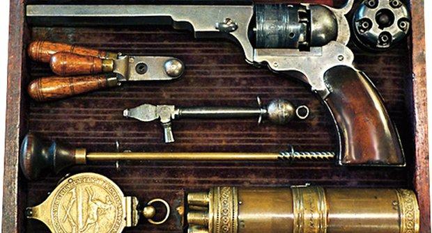 Samuel Colt: Otec všech pistolníků