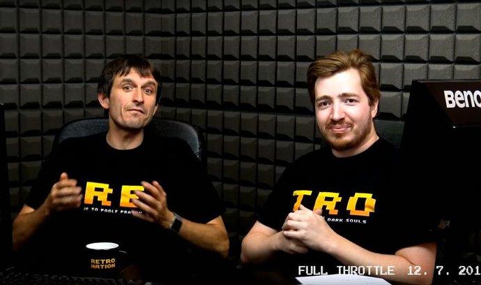Herní publicisté Pavel Dobrovský a Jan Olejník získali skrz komunitní službu Patreon na projekt Retro Nation přes dva tisíce dolarů za necelé tři dny.