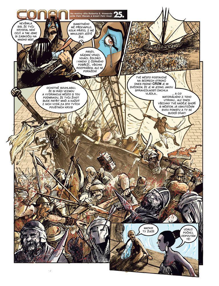 Conan a jeskyně života 25