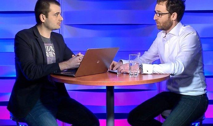 Connected - Michal Pěchouček, Cisco & Cognitive Security