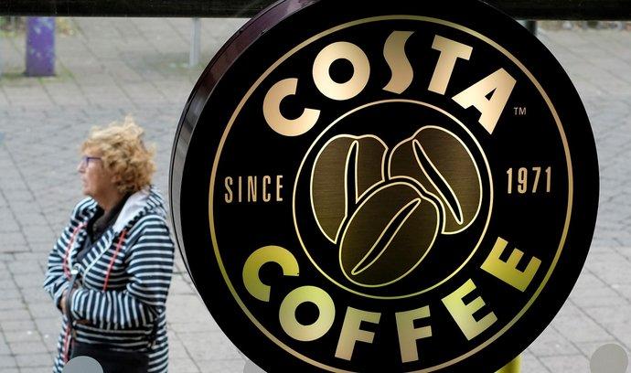 Kavárny Costa Coffee