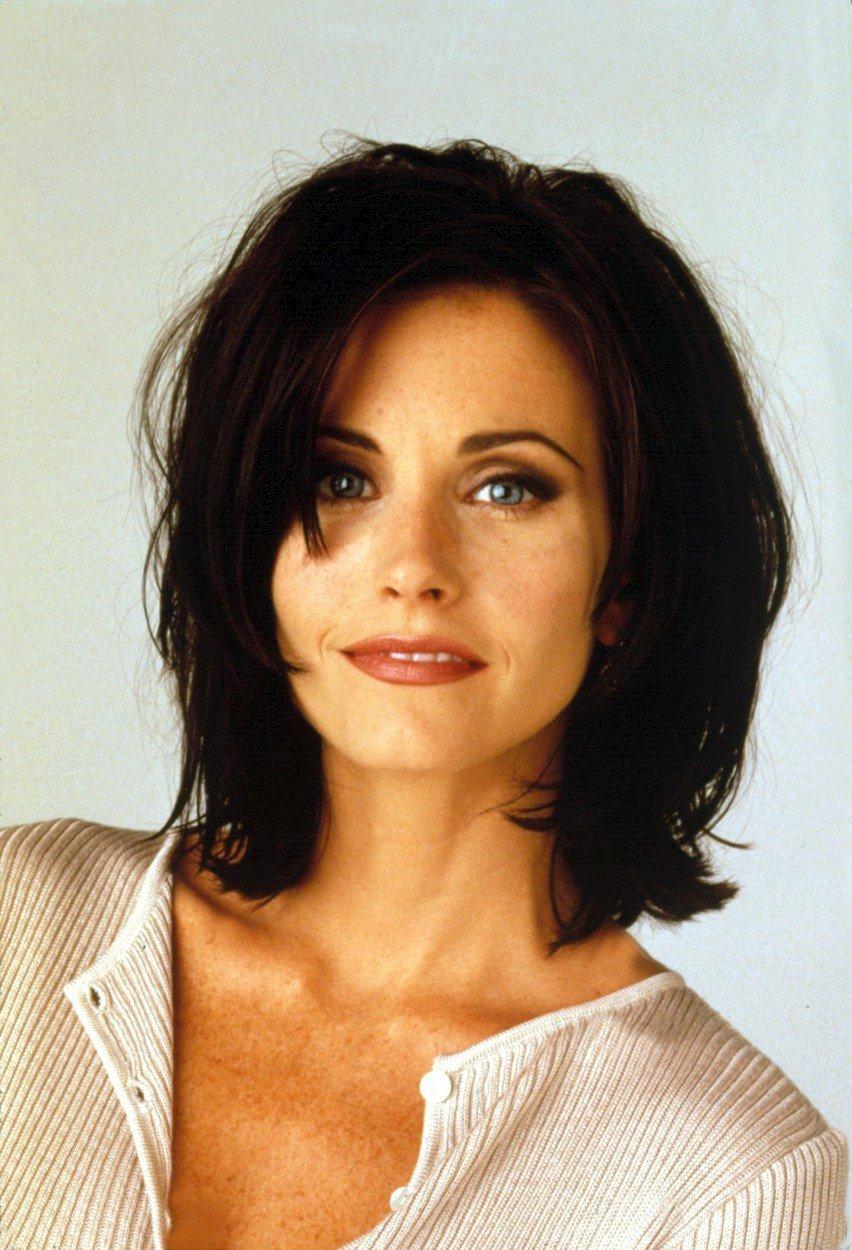 Courtney Cox bývala moc krásná...