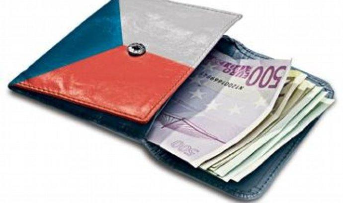 ČR, finance, ekonomika, euro, fondy, EU
